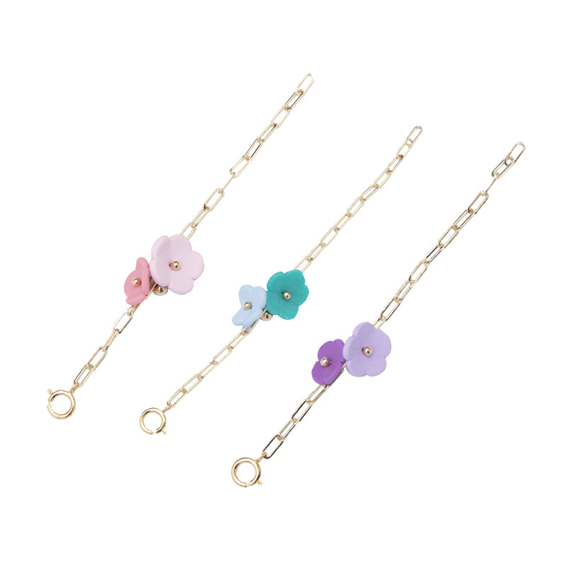 Little Flowers Series - Adjustable Chain Ring