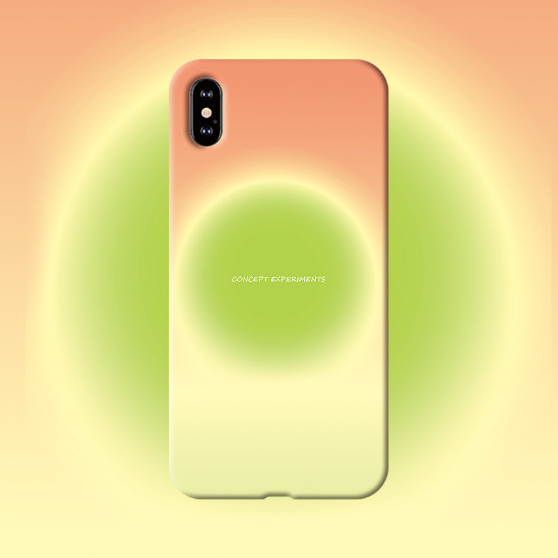 Conception Lab Original - HONEYDEW [Shockproof Soft TPU Phone Case]