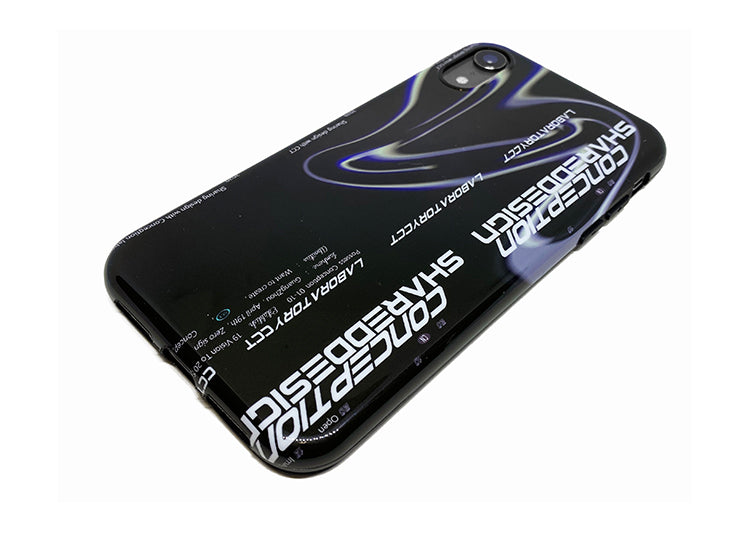 Conception Lab Original - F1 LOVE [Shockproof Soft TPU Phone Case]