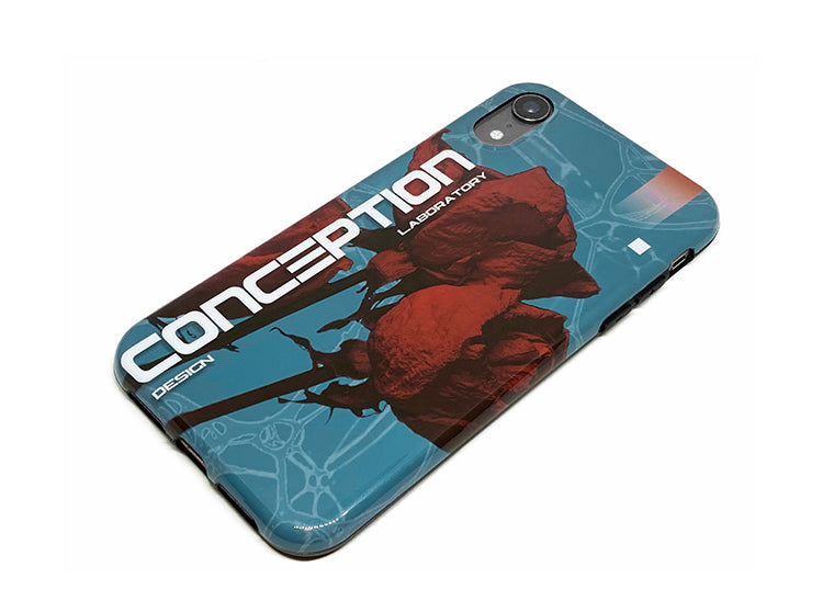 Conception Lab Original - ROSE [Shockproof Soft TPU Phone Case]
