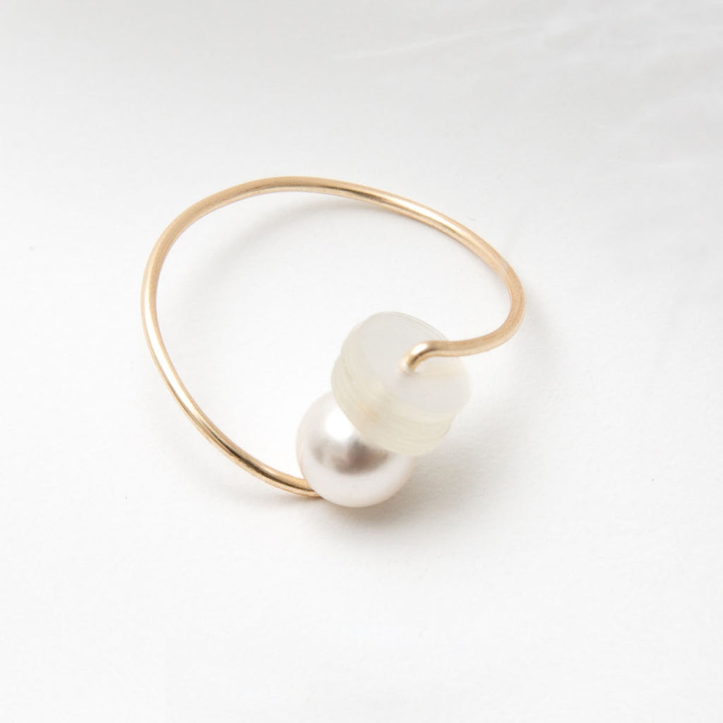 Jolly Pearl Sequin Ring (Quick to ship) - AHED Project