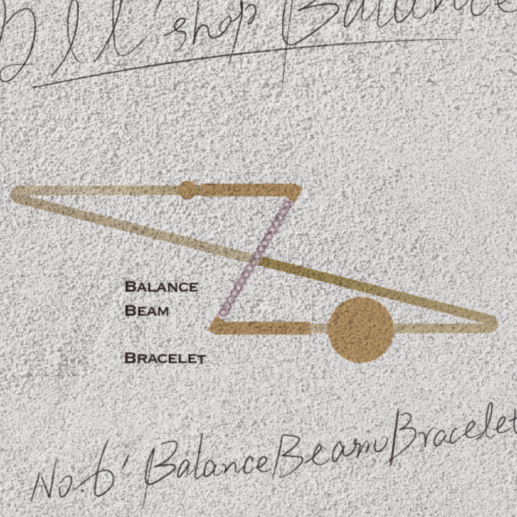 Balance Series - Small Wrist Friendly Elastic Bracelet (Quick to ship)