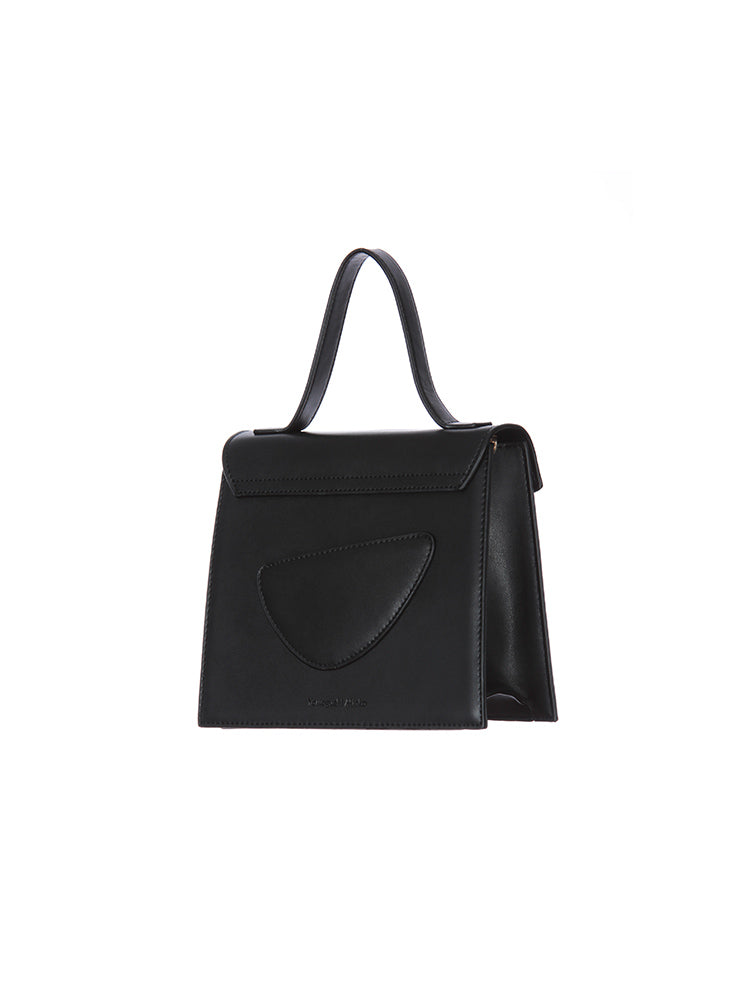Flap Satchel Top Handle Crossbody Bag - AHED Project