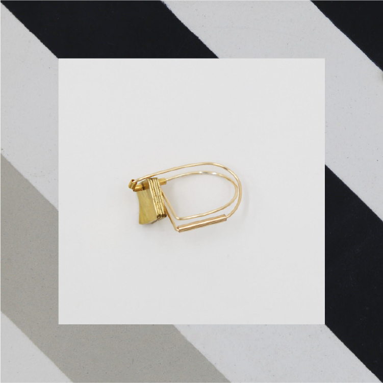 1P Series - Folded Square Ring - AHED Project