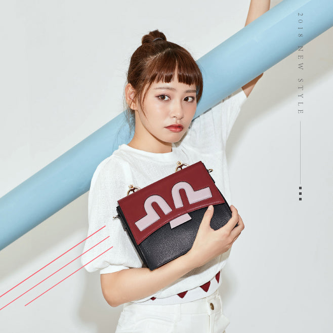 Love Cool Kid Series - Structural Crossbody Bag - AHED Project