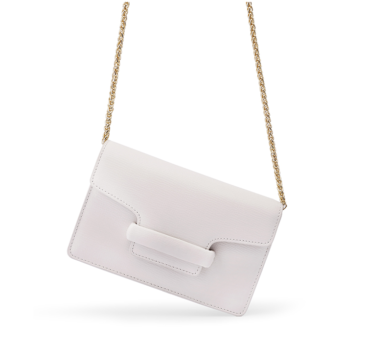 Minimalist Structural Envelope Crossbody Purse - AHED Project