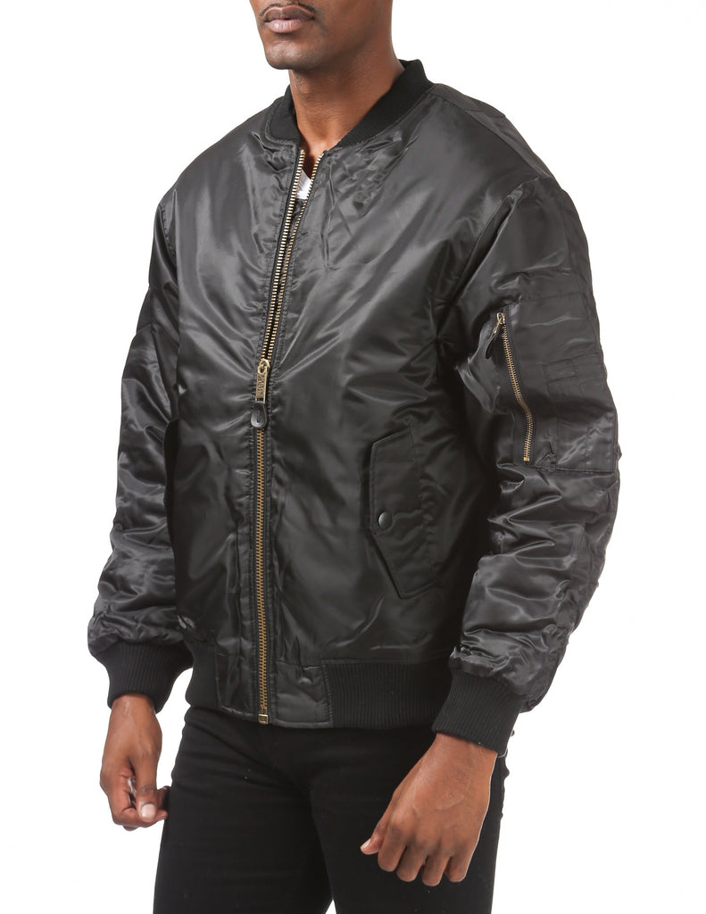 Pro Club Ma-1 Flight Jacket - THE M.F OLDSCHOOL STORE