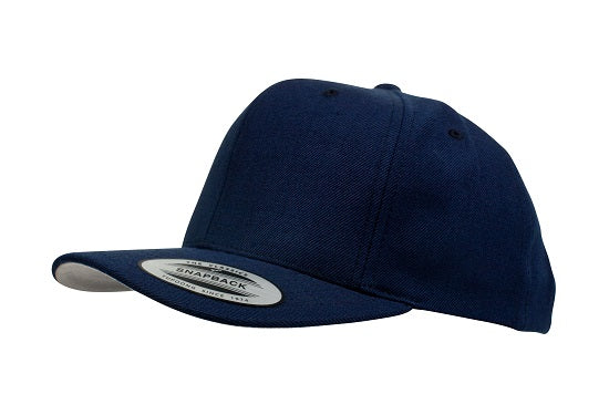 THE AUTHENTIC SNAPBACK , Yupoong 6689C Classics - THE M.F OLDSCHOOL STORE