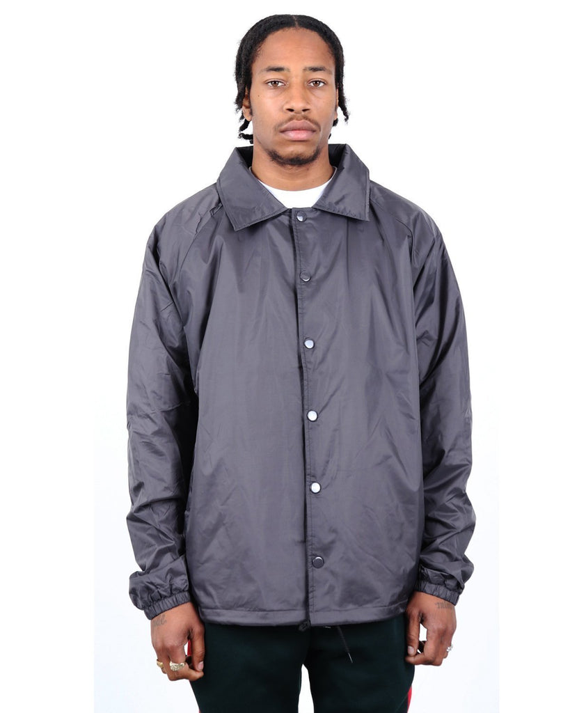 SHAKKA WEAR OG LINED  COACHES JACKET,    THE BASICS - THE M.F OLDSCHOOL STORE