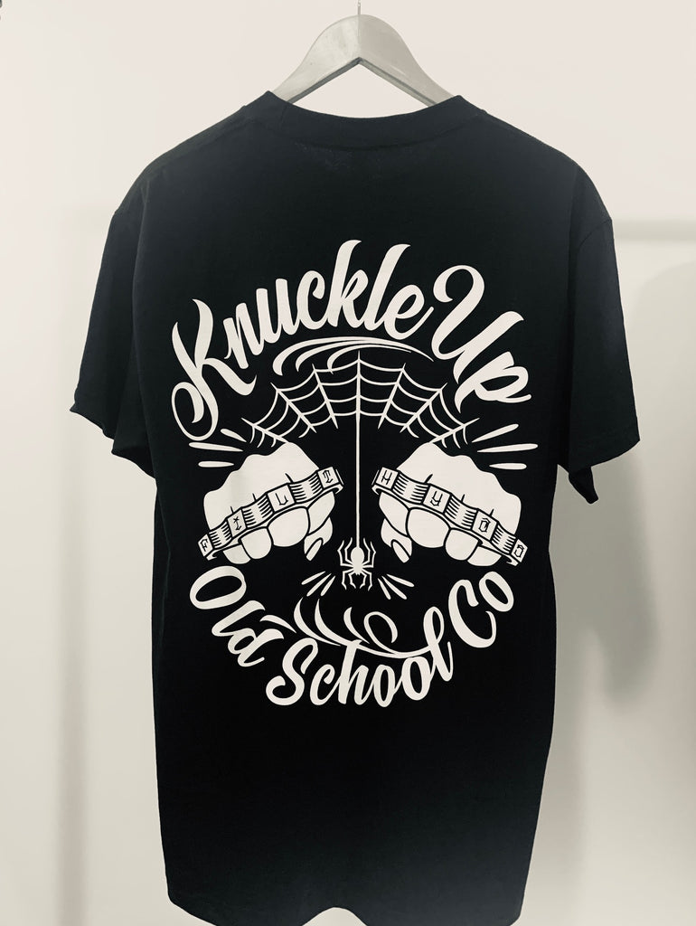 KNUCKLE UP baby Tee Shirt S/Sleeve - THE M.F OLDSCHOOL STORE