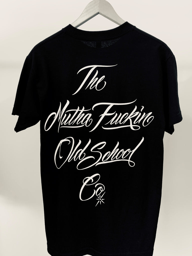 THE M.F OLDSCHOOL CO  Tee Shirt S/Sleeve