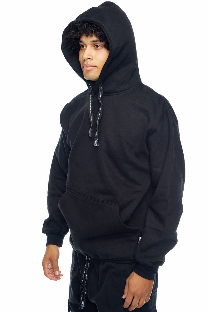 Pro- Club Heavyweight Hoods, Talls  BLACK - THE M.F OLDSCHOOL STORE