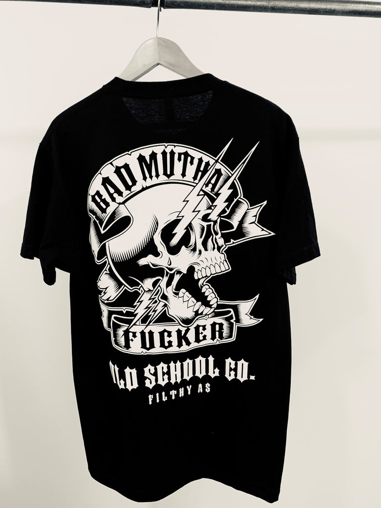 The Bad MF  Tee Shirt S/Sleeve