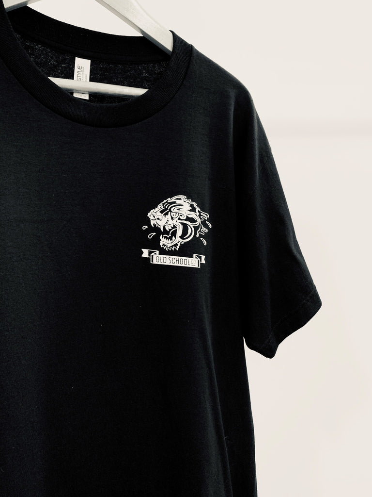 THE PUSSY   Tee Shirt S/Sleeve - THE M.F OLDSCHOOL STORE