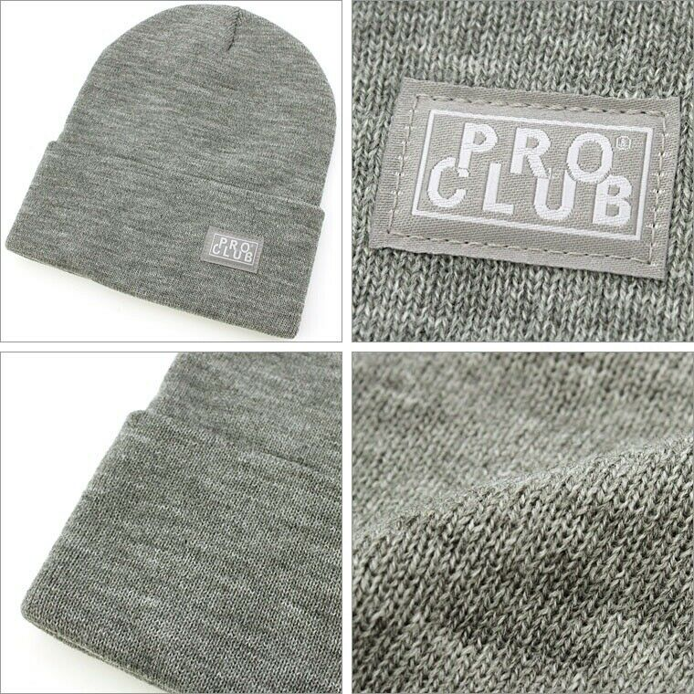 Pro Club Turn Up Long Beanie - THE M.F OLDSCHOOL STORE