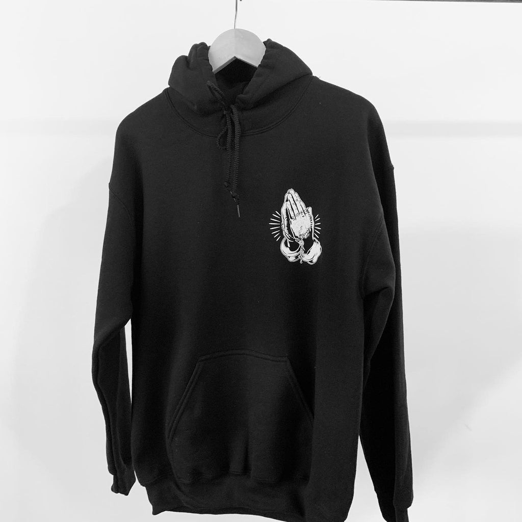 The Sinner (Rose)   #1  Hooded Sweatshirt - THE M.F OLDSCHOOL STORE