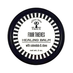 Four Thieves Healing Balm