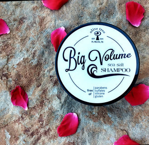 Big Volume Sea Salt Shampoo
