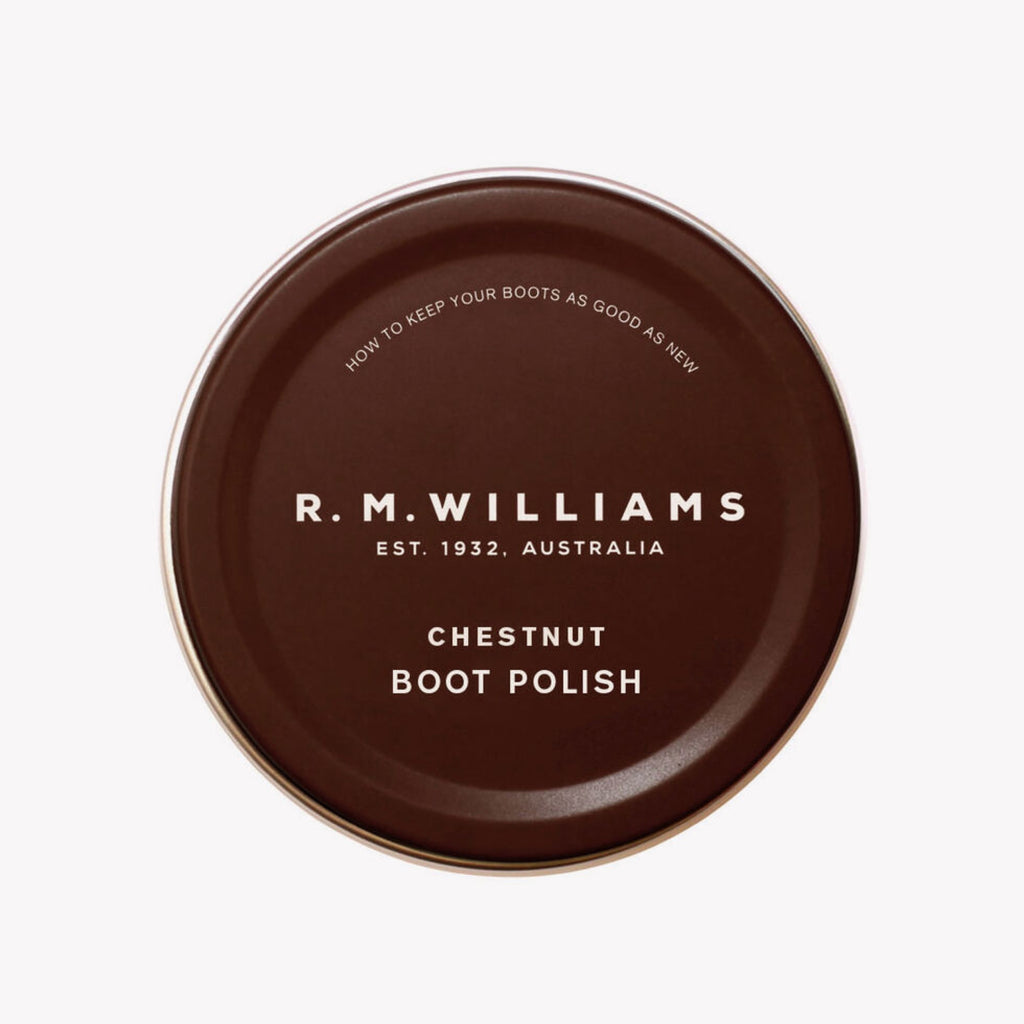 RM Williams / Leather Care / Boot Polish / Chestnut