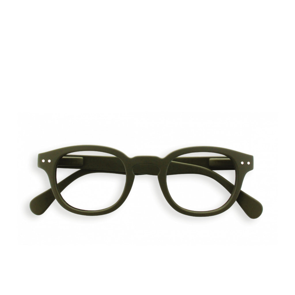 Izipizi / Reading Glasses / Khaki Green