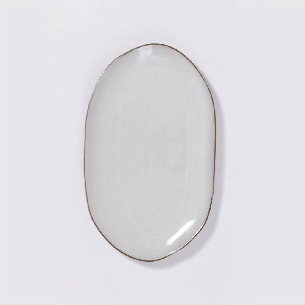 Malmo Dinnerware / Oval Platter / Small