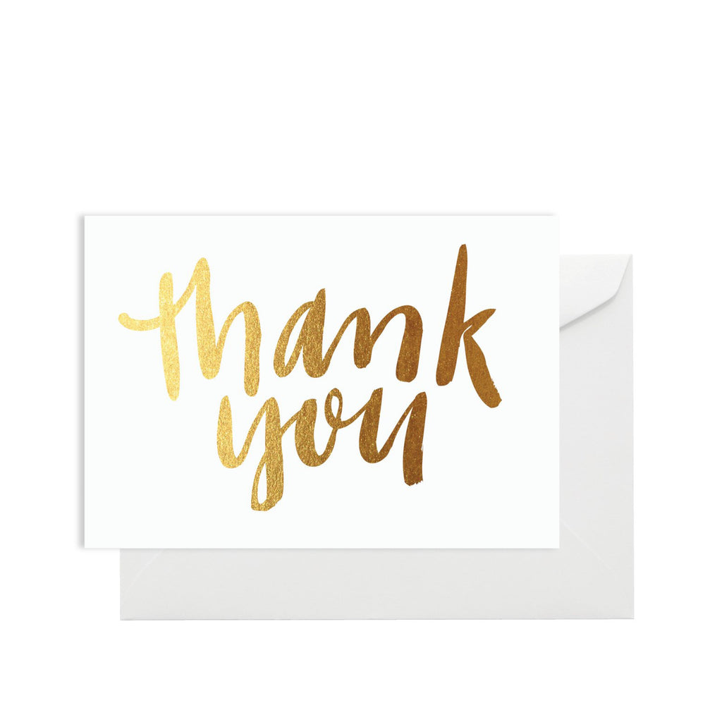 Greeting Card / Thank You