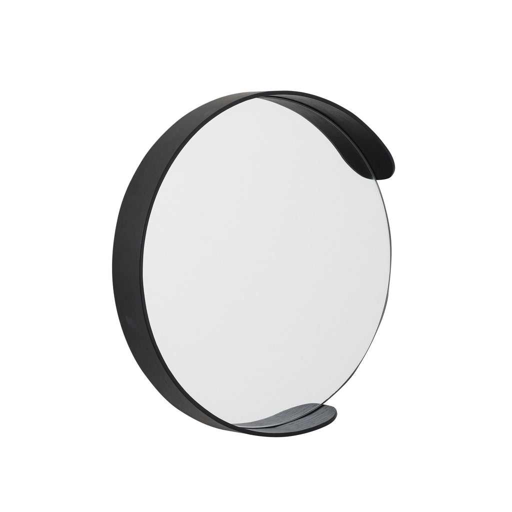 Segment Mirror by David Moreland / Black
