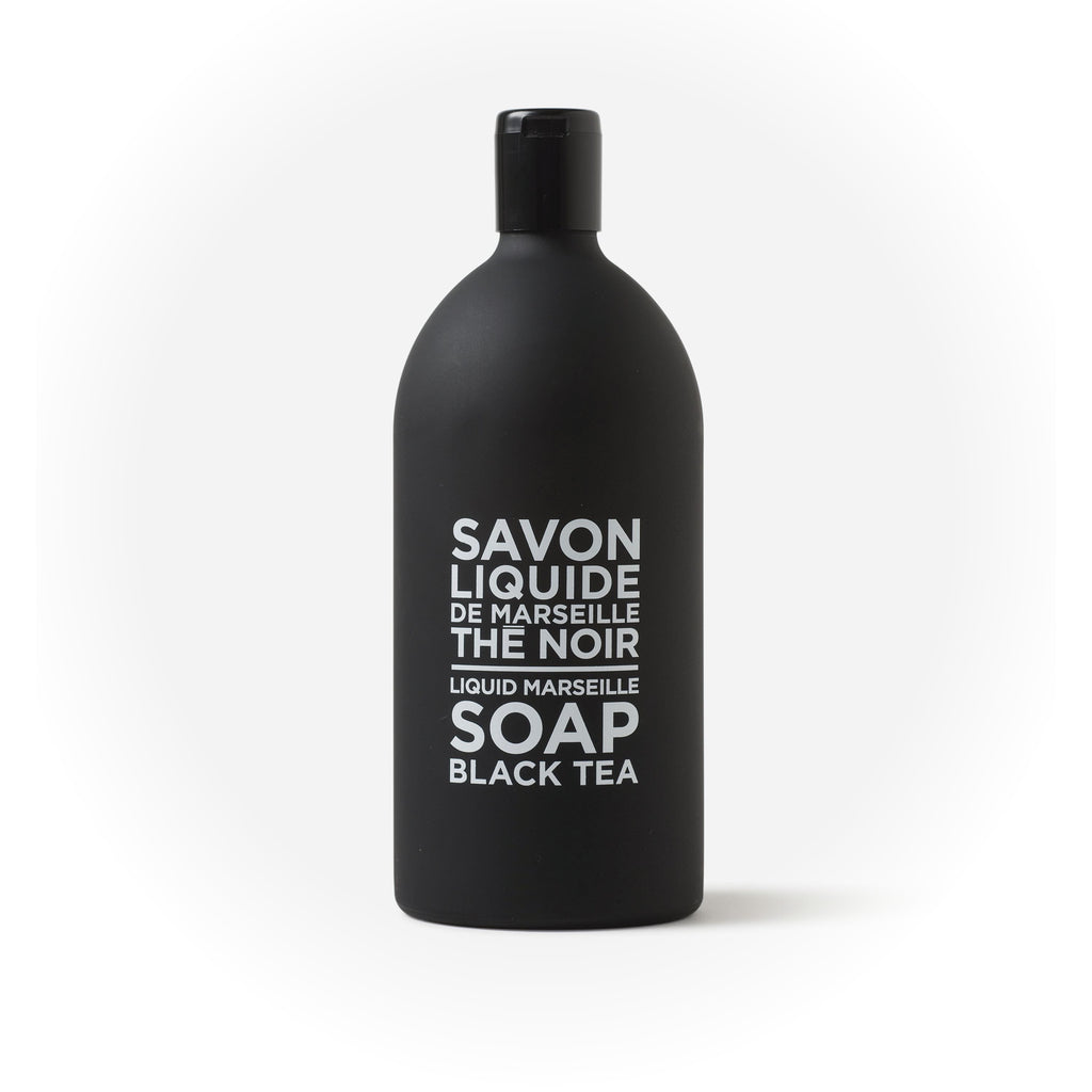 Compagnie de Provence / Liquid Soap / Black Tea / 1L Refill