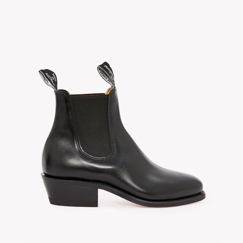 RM Williams / Boot / Lady Yearling / Black