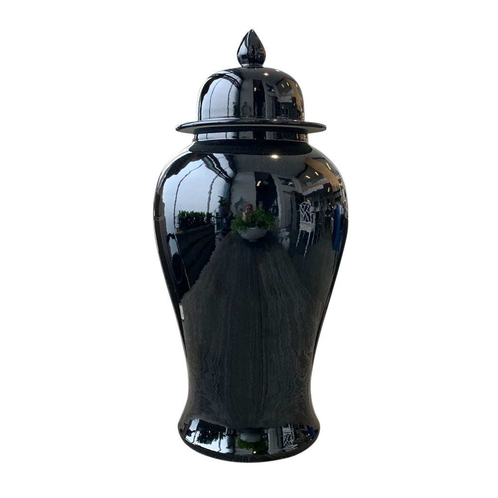 Ginger Jar / Black