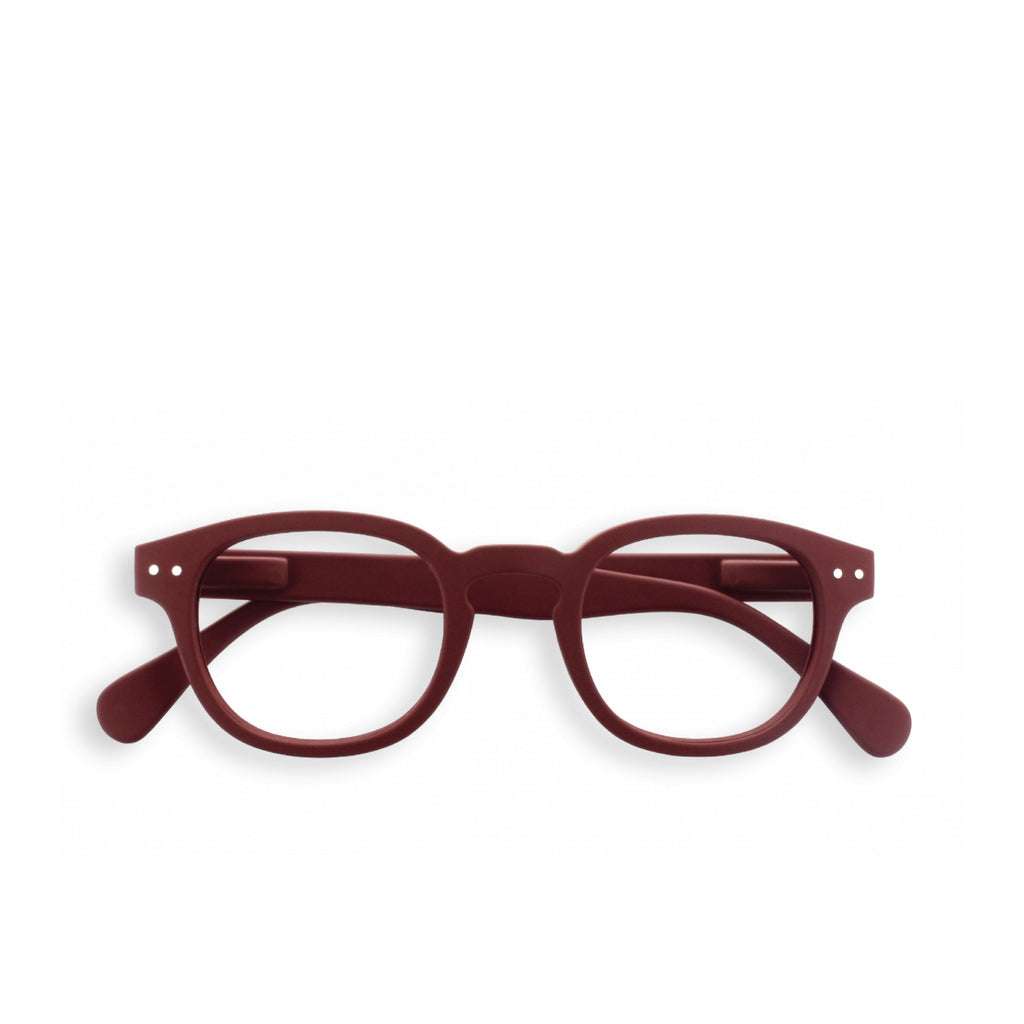 Izipizi / Reading Glasses / Brown Broux / Limited Edition