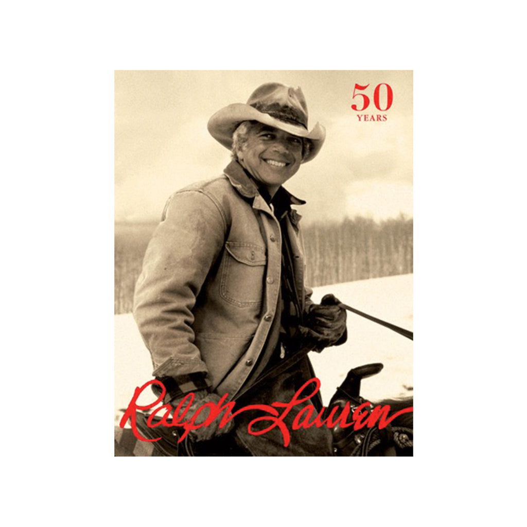 Ralph Lauren 50 Years Book