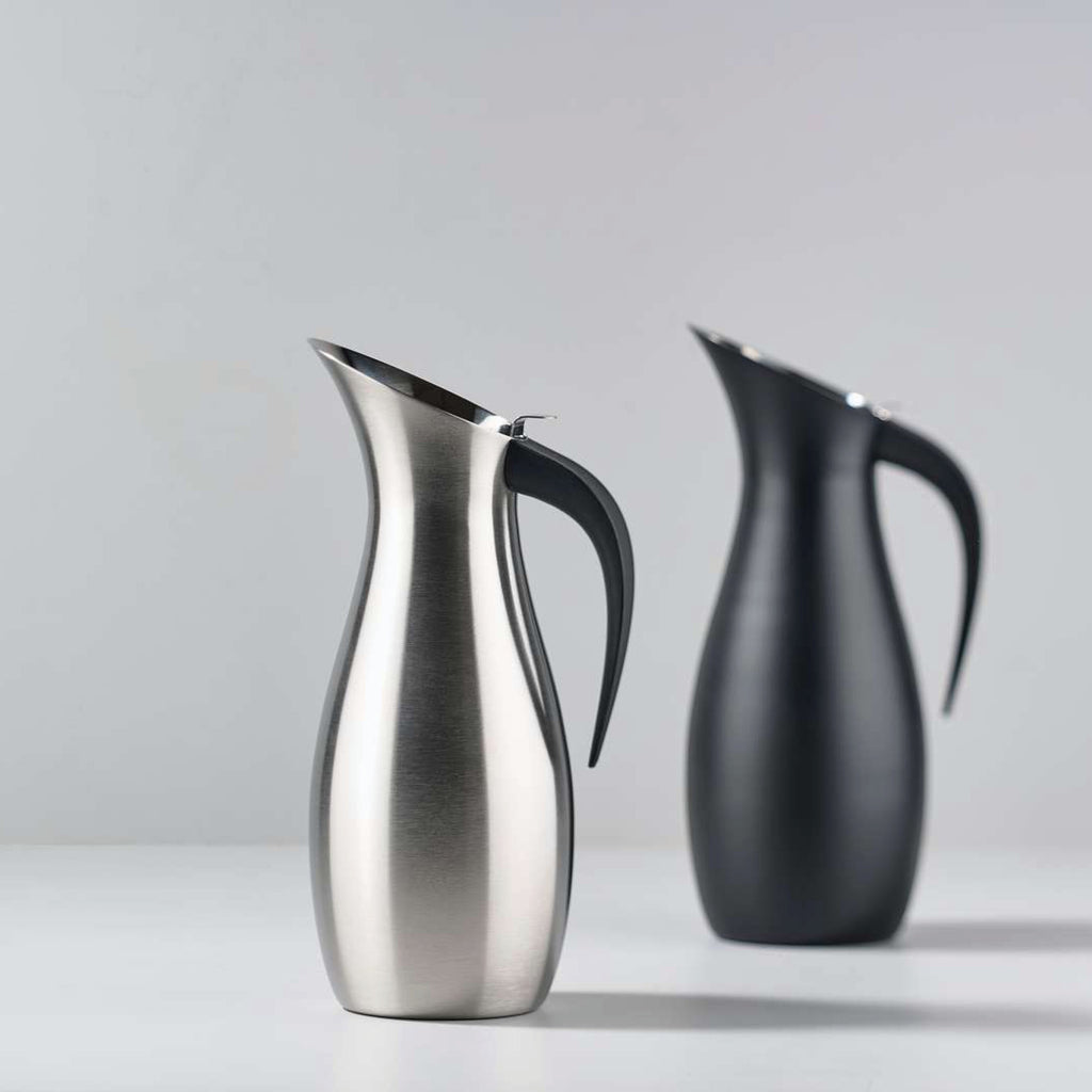 Zone Denmark / Nuance Water Jug / Matt Black