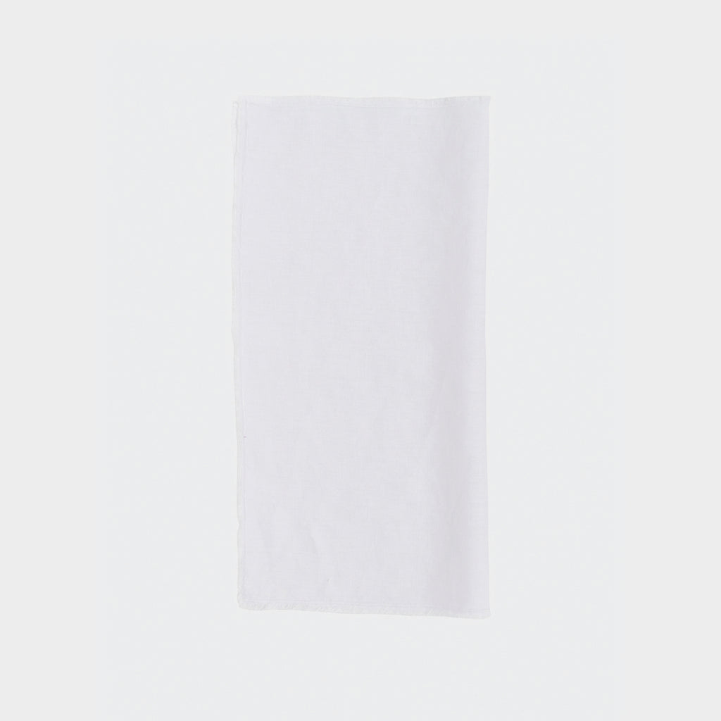 Bay Linen Napkin / White