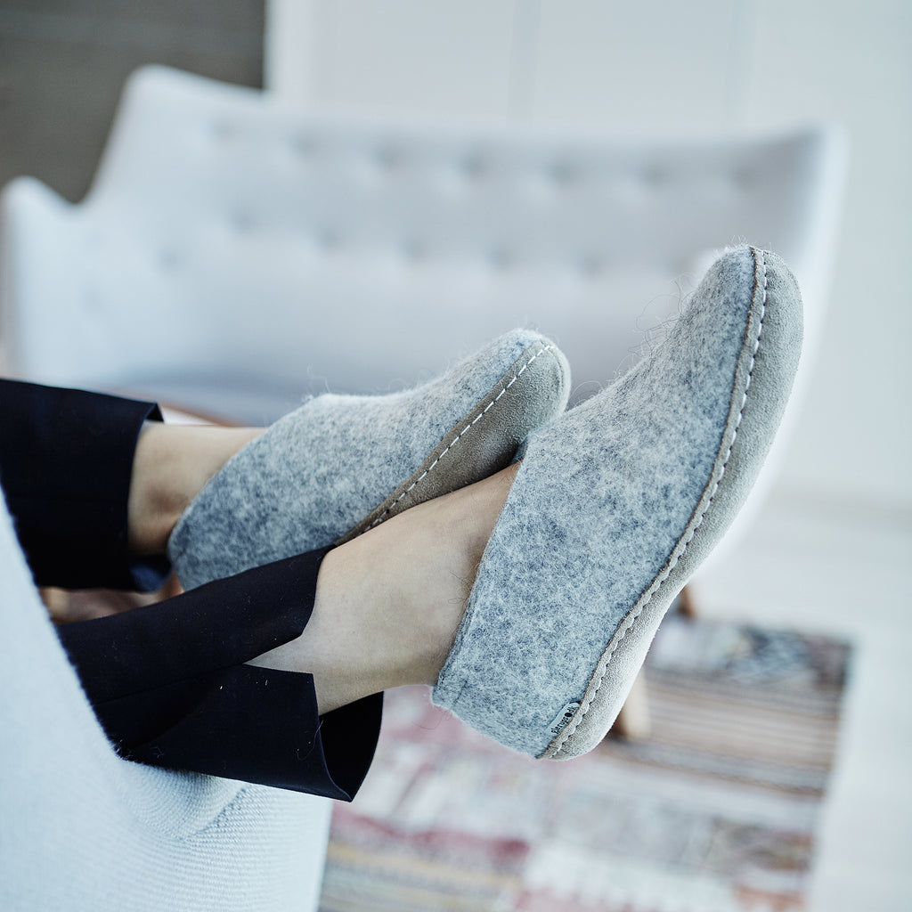 Glerups / Unisex  / Shoe / Grey