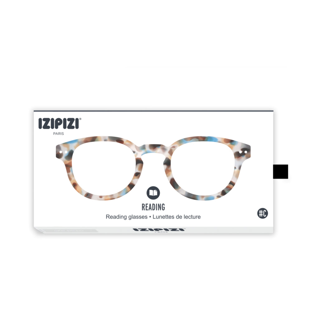 Izipizi / Reading Glasses / Blue Tortoise
