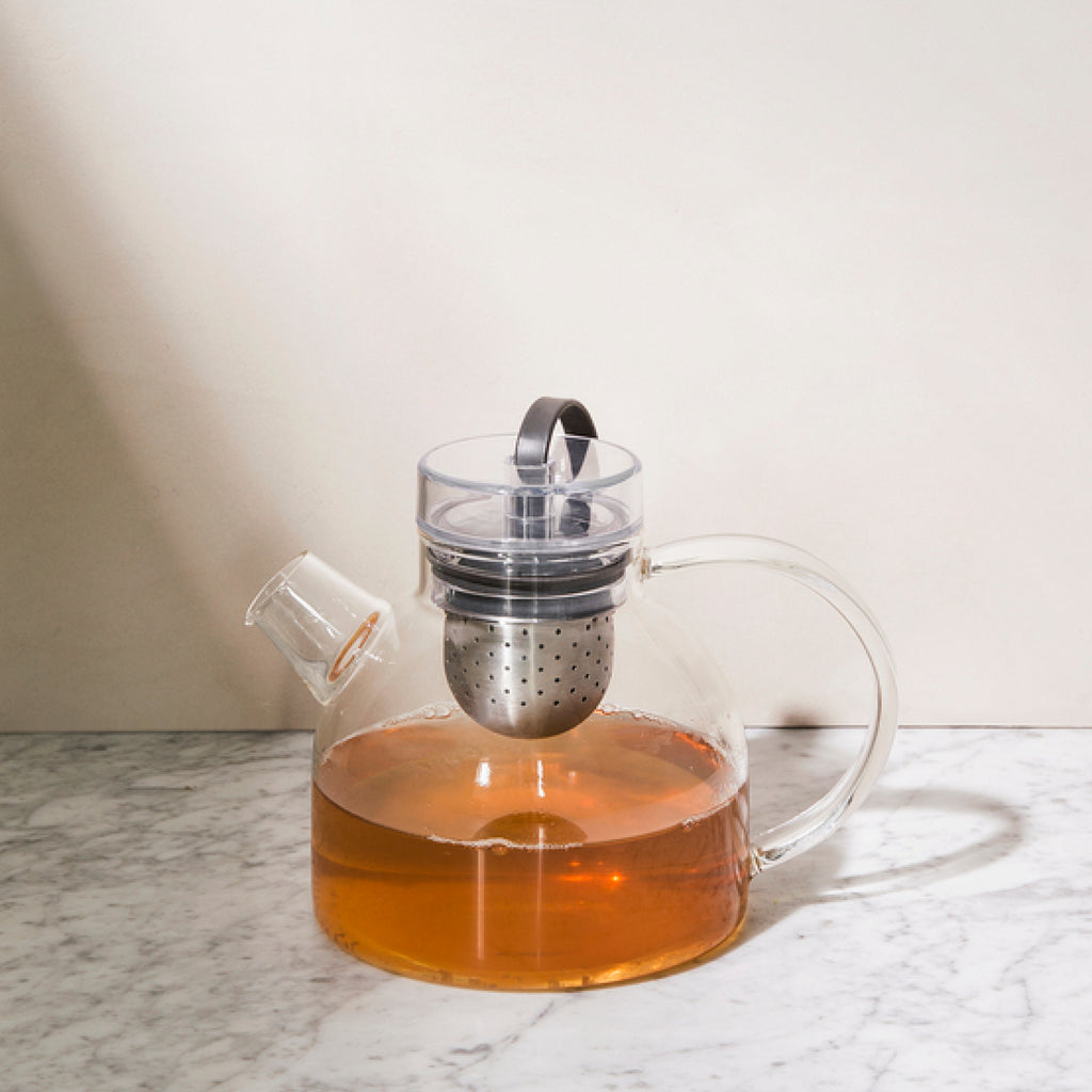 Menu / Kettle Teapot / Small