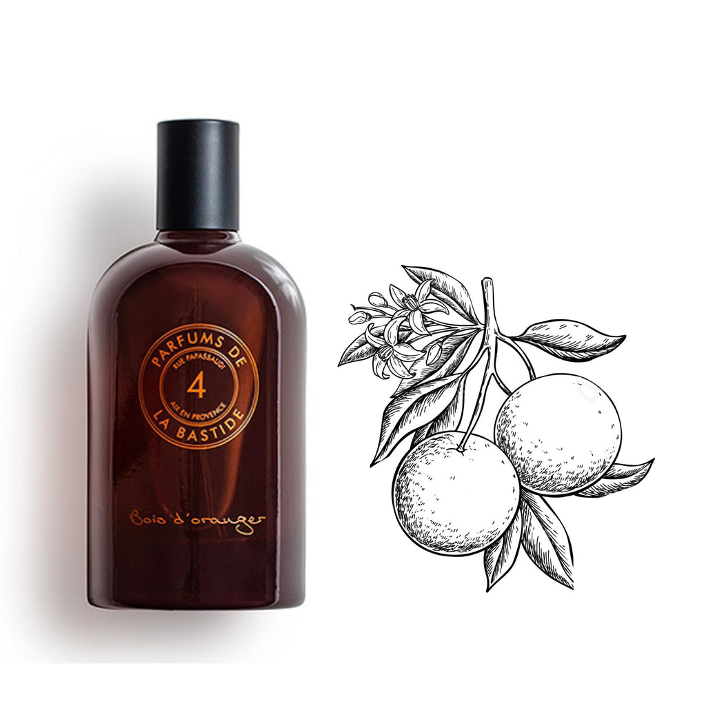 Parfums de la Bastide / Home Spray / Boise d'Orange