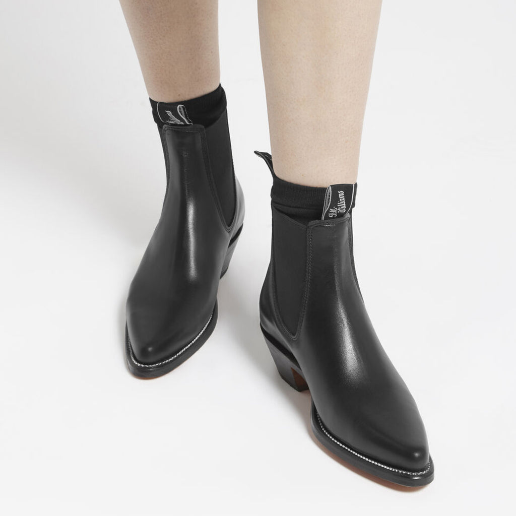 RM Williams / Boot / Millicent / Black