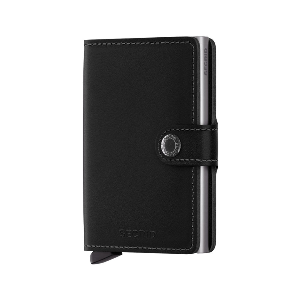 Secrid / Mini Wallet / Original Black