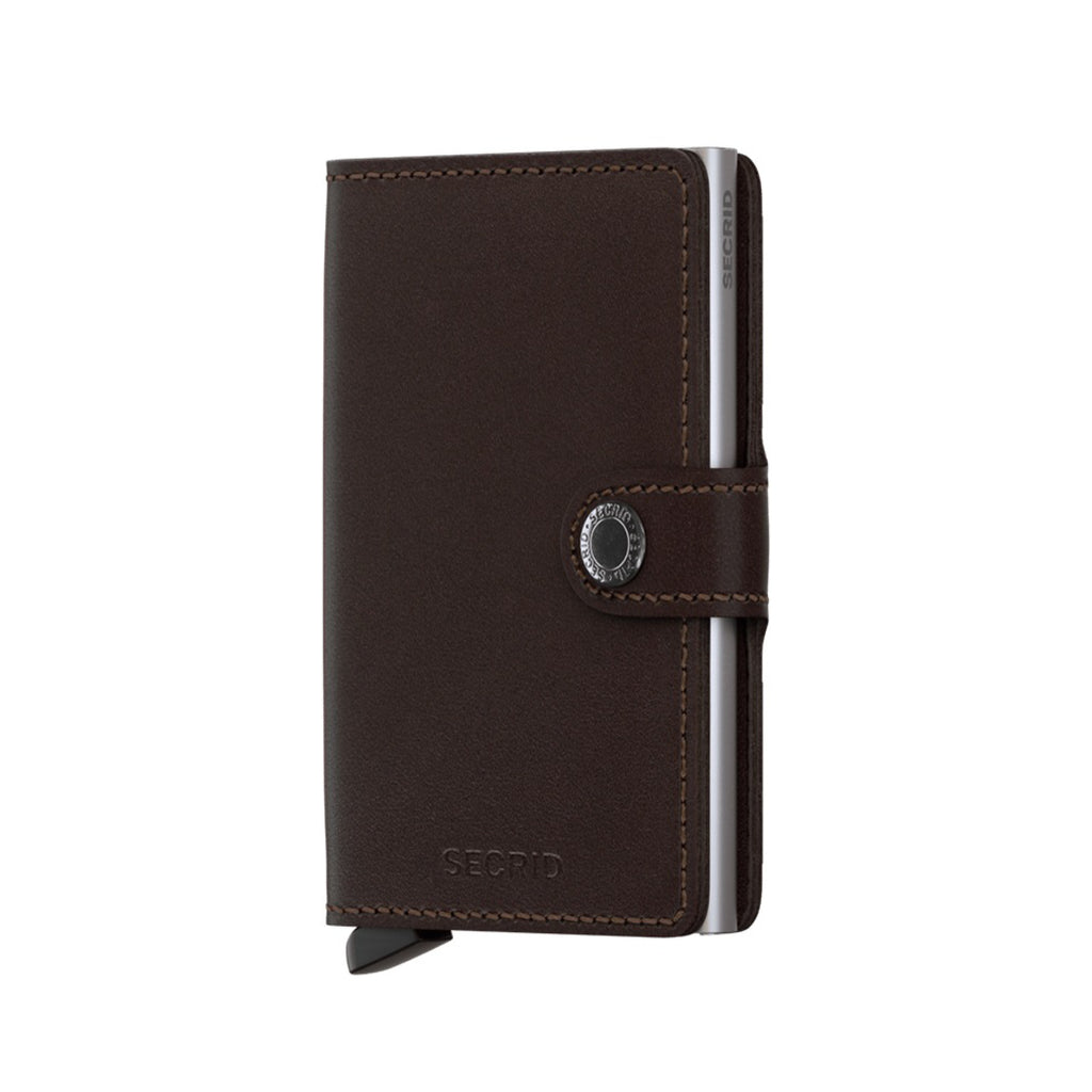 Secrid / Mini Wallet / Original Dark Brown