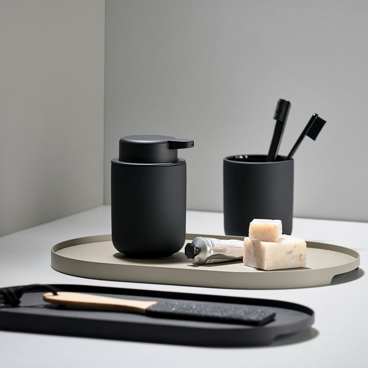 Zone Denmark / Toothbrush Holder / Black