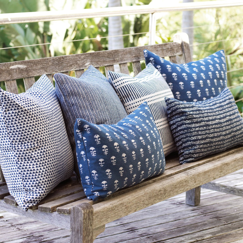 Walter G / Yukka Cushion / Atlantic / Outdoor