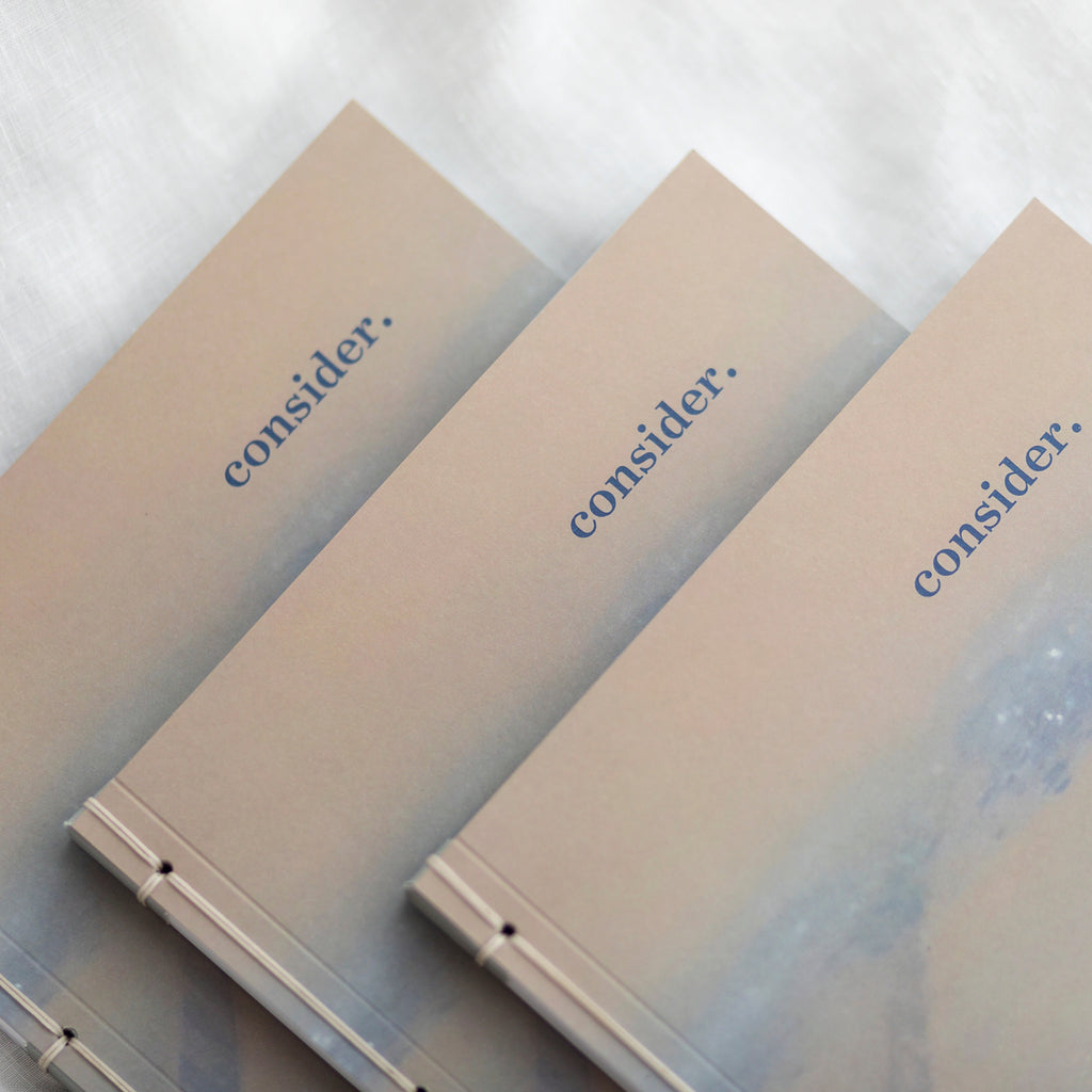 The Consider Journal / Handbound Limited Edition