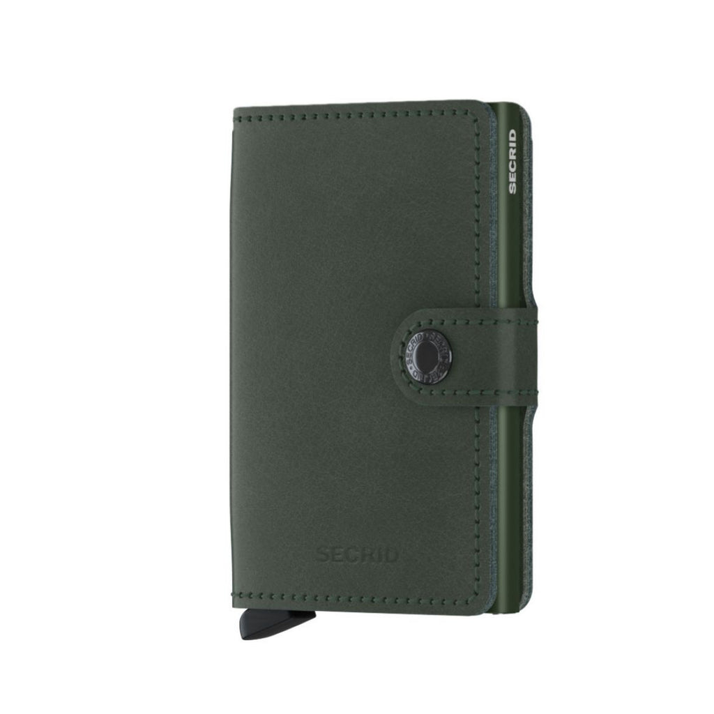 Secrid / Mini Wallet / Original Green