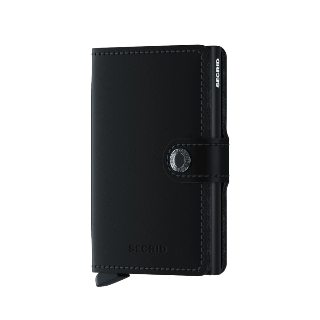 Secrid / Mini Wallet / Matte Black