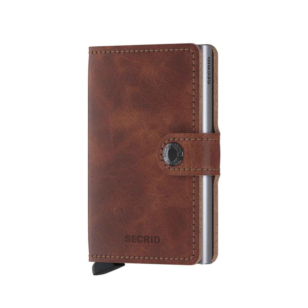 Secrid / Mini Wallet / Vintage Brown