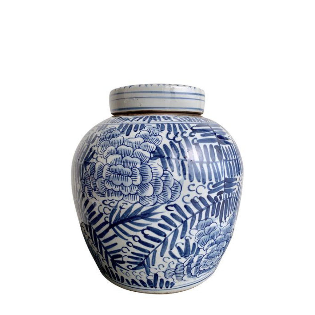 Ginger Jar / Chrysanthemum