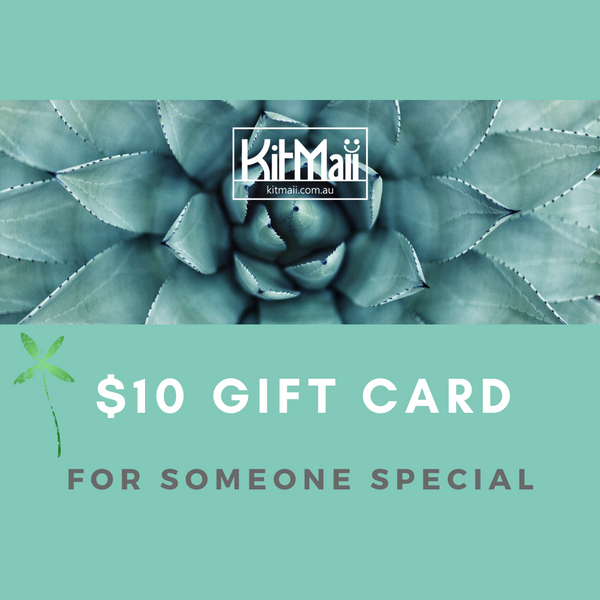 Gift Cards - KitMaii