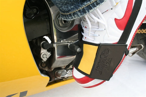 All Leather Shoe Guard